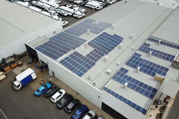 100kW-Retail Supermarket