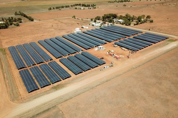 2.6MW-Yongala Solar Farm